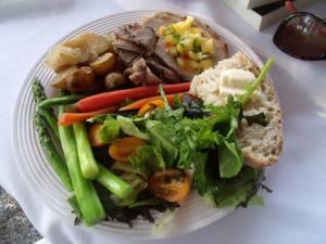 Fishhawk plate