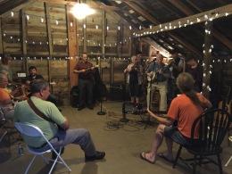 Bluegrass jam!