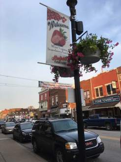 It was Strawberry Festival week in Buckhannon.