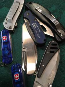 pocketknives
